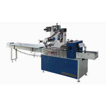 Full automatic snack packaging machine