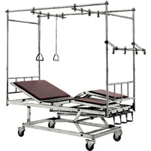 Stainless Steel Multi-Function Orthopaedics Bed (THR-C-4)