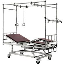 Нержавеющая сталь Многофункциональная ортопедическая кровать (THR-C-4)