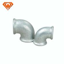 encaixes de tubulação galvanizados do ferro de carcaça maleável