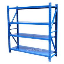 Prateleira de armazenamento em rack de armazém de médio porte