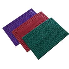 Des échantillons gratuits vend bien plus de tapis de sol de couleurs