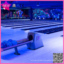 Bowling Equipment Glow-in-Dark Bowling Overlay