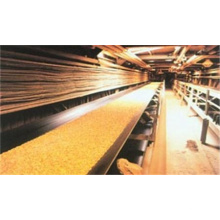 Cintas transportadoras de caucho resistentes al aceite usadas en la minería, cinturón de ventilador