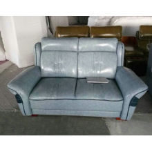 Sofá novo modelo, China nova mobília de couro, sofá moderno (A31)