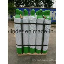 Cylindre de gaz oxygène ISO9809 50litres