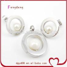 Acier inoxydable bijoux en porcelaine en gros