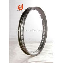 Jantes en aluminium de roue jantes 17x7.0 18x7.5 pour vente type U
