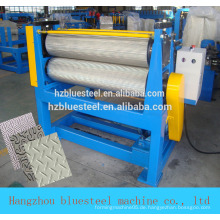 Aluminium-Metallplatte Muster Prägemaschine