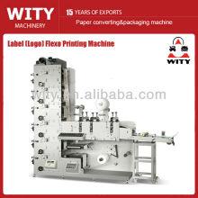 Machine d'impression flexographique d'étiquettes ZBS-320G (trois stations de découpe)