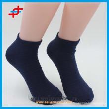 Heißer Verkauf China bildete Baumwolle nahtlose Socke für Kind