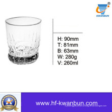 Кубок прозрачного стекла Кубок пива Кубок виски Кухонная посуда Kb-Hn0358