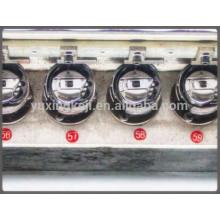 Industrielle Stickmaschine-Decken, die Maschinen herstellen