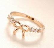 Fashion Accessories Rhinestone Delicate Rings Fq-53010