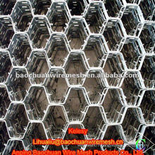 Aperture 50*50mm Stainless steel wire 316L low price thermostable Tortoise Shell Mesh(Factory)