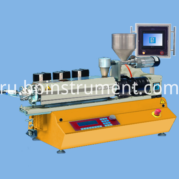 Small Twim Screw Extruder