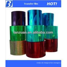hologram aluminum metallized film