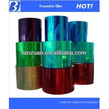hologram aluminum metallized film