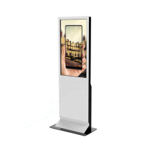 43inch Floor Standing touch screen display kiosk indoor LCD advertising player advertising digital signage