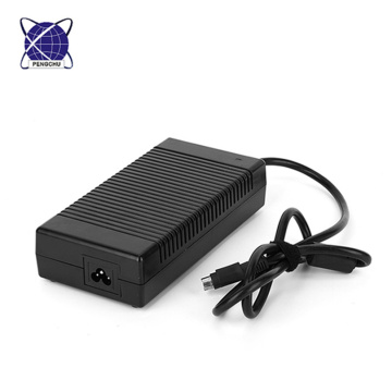 16V 15A Switching Power Adapter Hög PFC