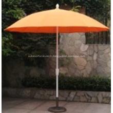 Parapluie de côtes de fibre de verre aluminium Pole consécutive