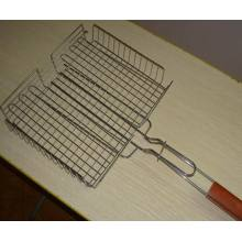 Barbecue Wire Mesh/Barbecue Grill Netting/Stainless Steel BBQ Grill