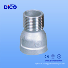 Stainless Steel Female / Male Socket Banded