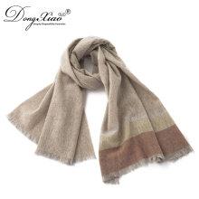 2017 Benutzerdefinierte Schal Frauen Wolle Winter Schal