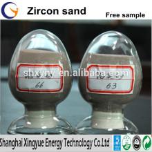 66% Australia competitive price zircon sand suppliers