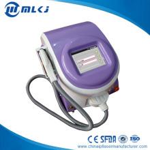 Equipo portátil de la terapia de Elight IPL RF con el tamaño del punto de 15 * 50m m