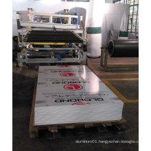 Fireproof Aluminium Energy-Saving Panel