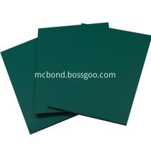 Fireproof Standard Aluminum Composite Panels ACP
