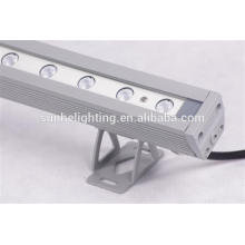 Good quality Aluminum ip65 single color/rgb led wall washer high efficiency with good performance