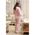 Wholesale Cheap Women Warm Pajamas Suit for Winter Homewear