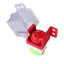 Dispositif de verrouillage de verrouillage de résine de secours d'urgence