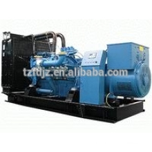 Original German 850KW MTU diesel generator set