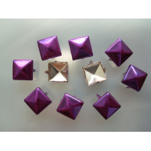 hot selling various design metal paper fastener brad