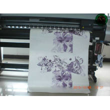 multi rose heat transfer printed paper for fashion garments