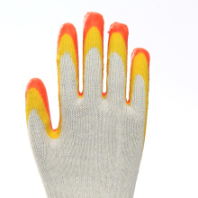 Anti-tear Double Layer Latex Safety Gloves