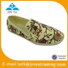 Chaussures de semelles de chanvre 2014