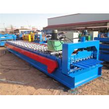 Automatische Dachplatten-Rollformmaschine