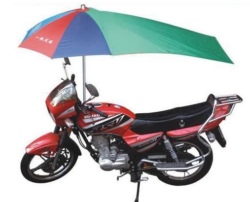 Motorcycle Umbrella
