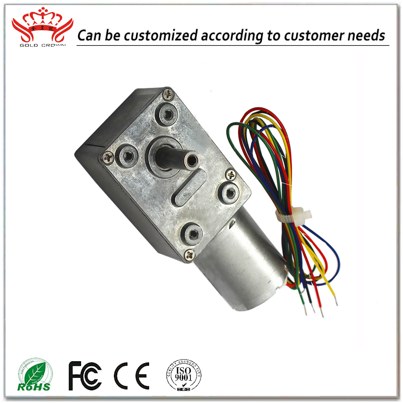 Motor DC Brushless