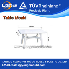 Plastic Injection Mold for Table