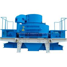 Areia do rio que faz o triturador de impacto vertical do eixo das máquinas