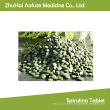 GMP Standard Spirulina Tablet
