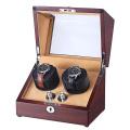 black leather white stitching watch band