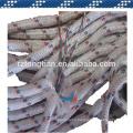 Filet de pêche en polypropylène tresse de plomb