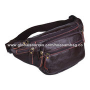 Stylish Leather Waist Bag, Suitable for Outdoor and Leisure Wear, Customized Sizes AcceptedNew
