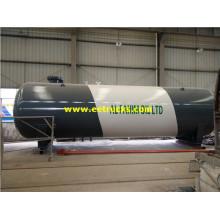 50000L 30 Ton οριζόντια δεξαμενές LPG